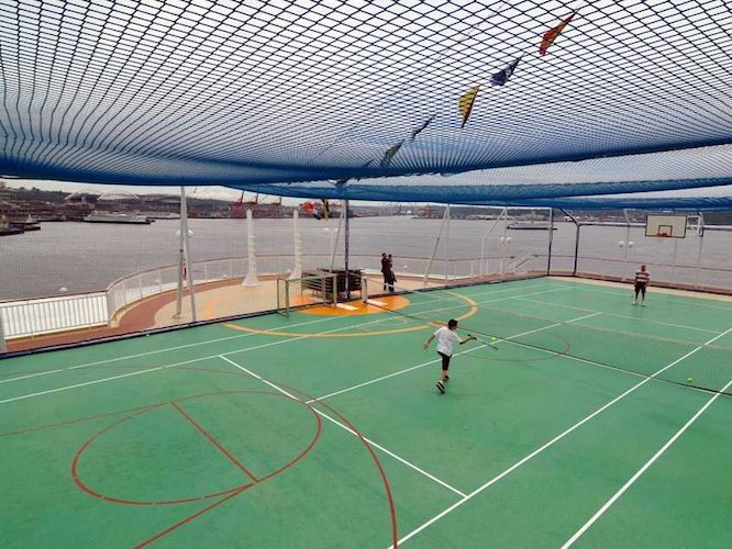 The best tennis resorts