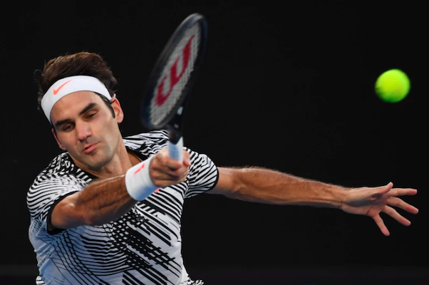 This is Roger Federer: tennis god, Swiss idol and undoubtedly THE GREATEST OF ALL TIME