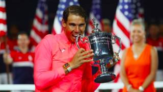 Best Moments from the 2017 U.S. Open Final