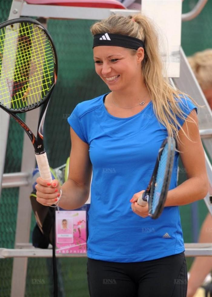 Maria Kirilenko has been  M Kirilenko