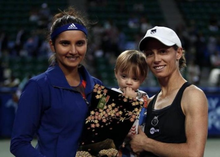 Tennis - Sania Mirza says she is excited about her new partnership with Cara Black