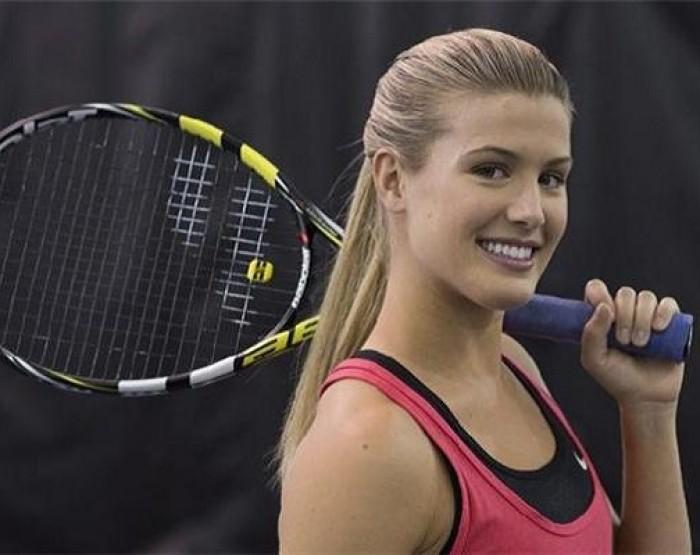 Eugenie Bouchard img16535 668 - Wimbledon Ladies 2014