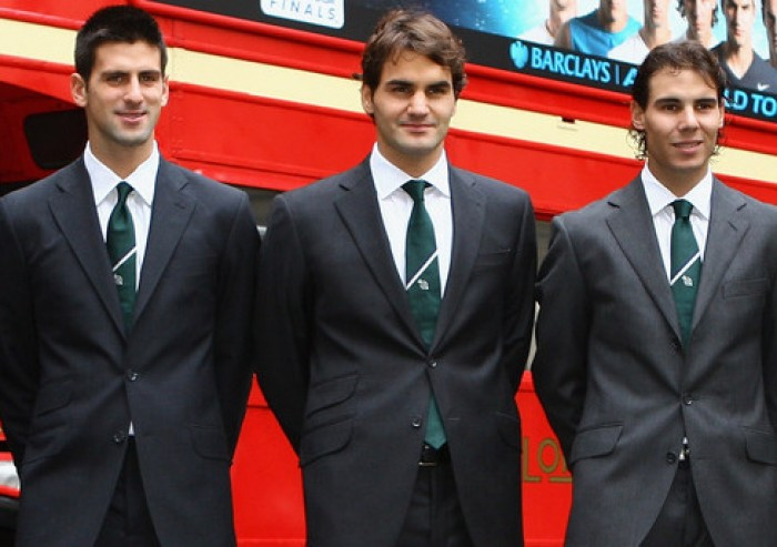 How Roger Federer, Rafael Nadal and Novak Djokovic changed tennis history like no other