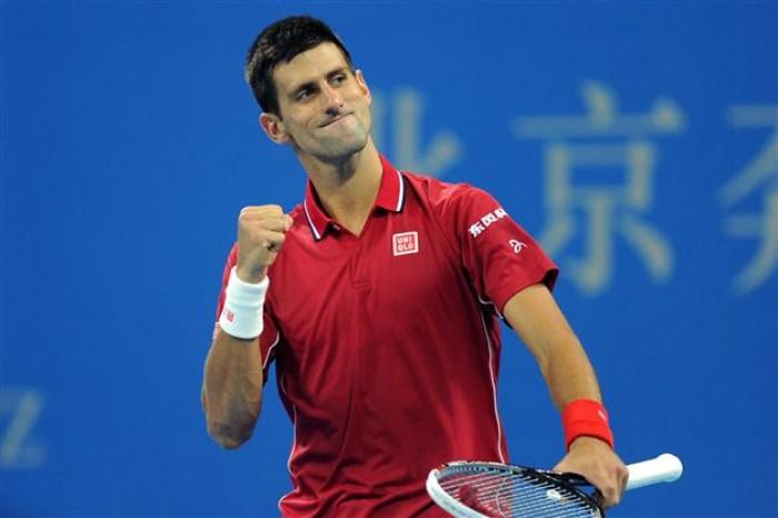 Novak Djokovic consistency 2015-2016 + French Open