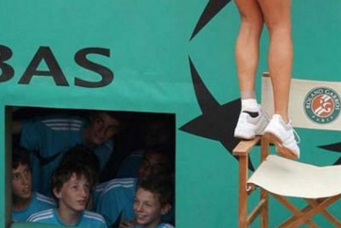 Crazy moments ever in Tennis (VIDEO)
