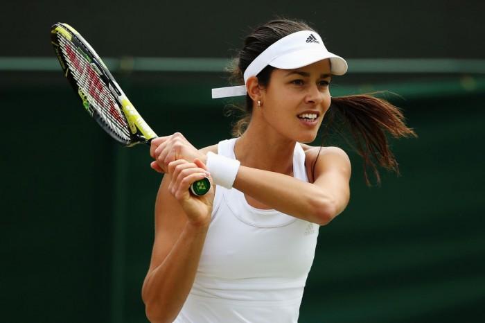 Ana Ivanovic has set her eyes on winning a Grand Slam in 2015