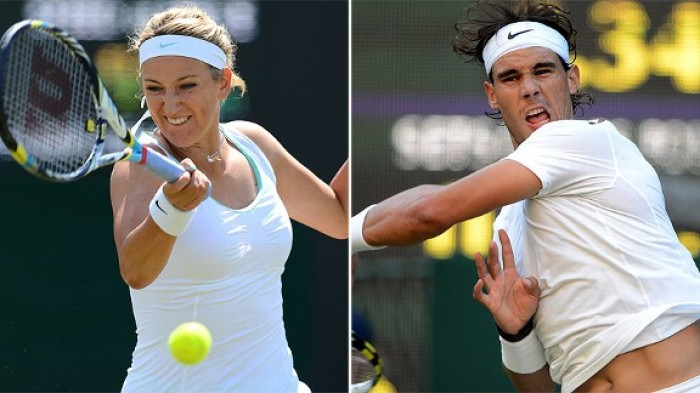 The real difference between Woman and Man into Tennis (VIDEO)
