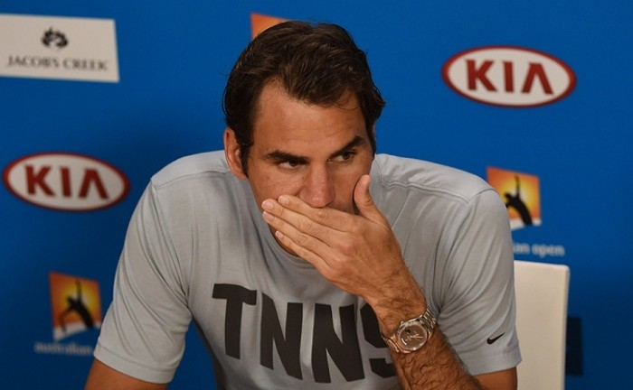 Federer Losing, Nadal Sleeping and Bouchard Twirling - Best Quotes from Day 5 of the Australian Open