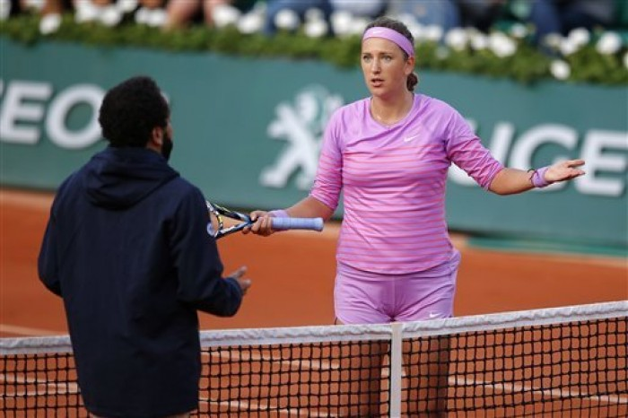 John McEnroe sides with Azarenka: Supports call for video replays in Tennis