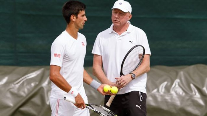 Novak Djokovic Denies Cheating Claims Made by Boris Becker