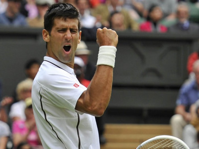 Rusty Novak Djokovic Trumps Philipp Kohlschreiber on Wimbledon Debut!
