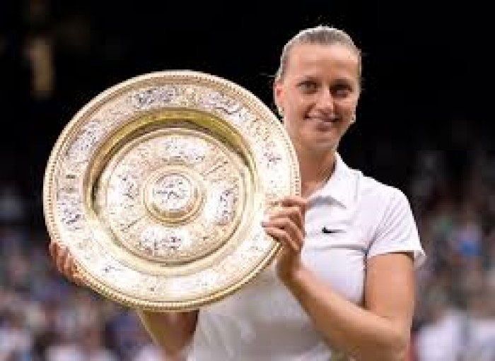 Petra Kvitova feels more confident under the spotlight
