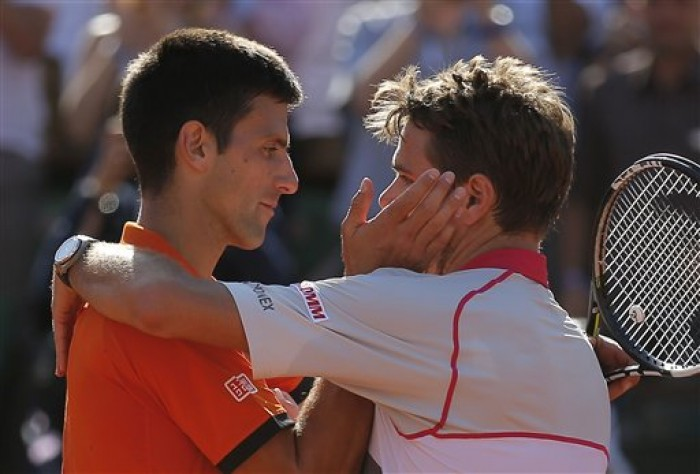 Novak Djokovic: ´I Liked the Way Stan Wawrinka Respected Me After RG´