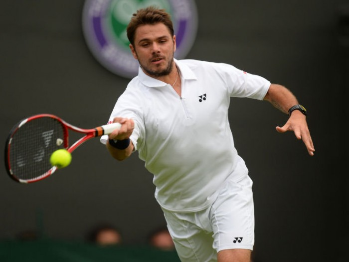 Wimbledon Men Live Results! Stan Wawrinka Starts With a Win!