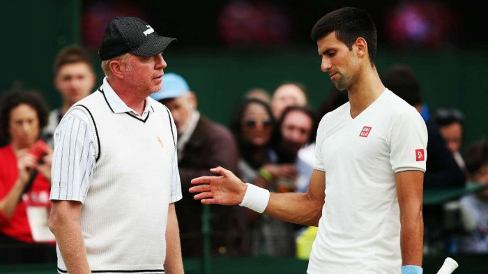 Boris Becker: Andy Murray is Novak Djokovic&acutes toughest challenge