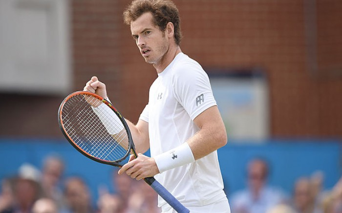 Nervy Andy Murray Reaches Wimbledon Second Round