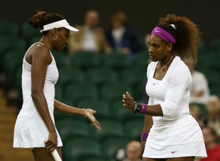 Williams Sisters Mystery! They Withdraw from Doubles Without an Explanation!