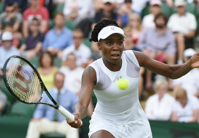 Wimbledon Live Results! Venus Williams in the Fourth Round! Wawrinka Wins