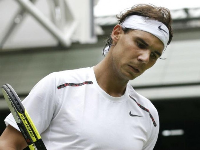 Rafael Nadal: ´If I Lose It is My Fault, Not of My Team´