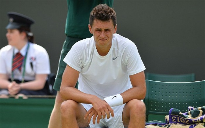 Bernard Tomic suspended from Davis Cup following rant