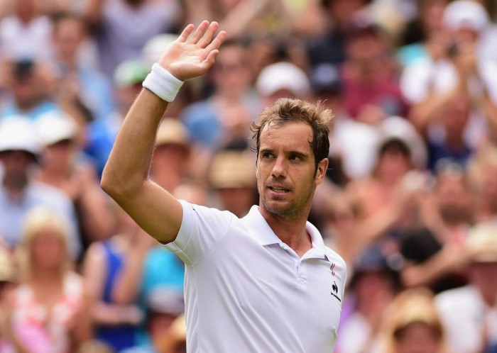 Richard Gasquet gears up for rematch with Nick Kyrgios
