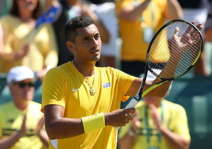 Nick Kyrgios Confirms: Will Play For Australia in Davis Cup