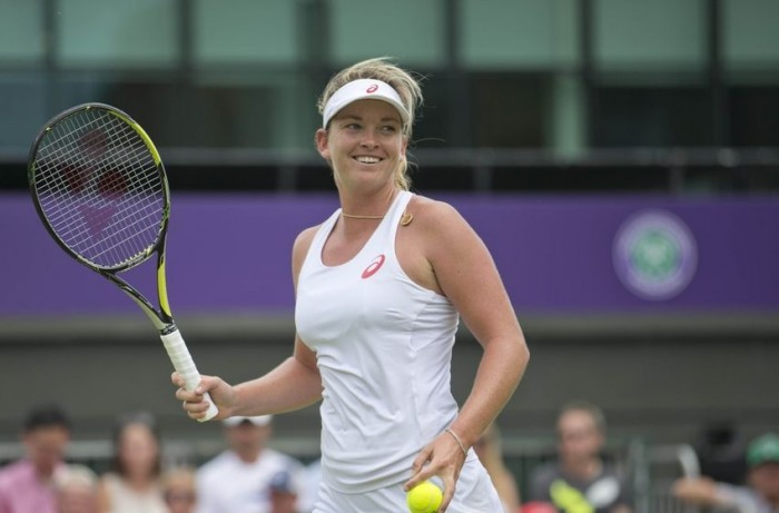 Coco Vandeweghe Secures Her Biggest Ever Win To Reach Wimbledon Quarters!