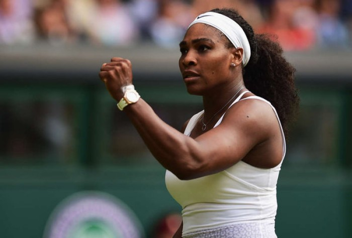 Serena Williams Claims Match Number 26 In The Historic Williams Sisters Rivalry