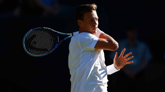 Adding Fuel to Fire: Tomas Berdych and a Misinformed Journalist at Wimbledon
