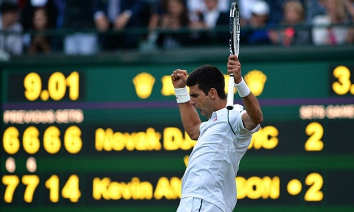 Drama Continues on for Novak Djokovic as he Reaches Wimbledon Quarters