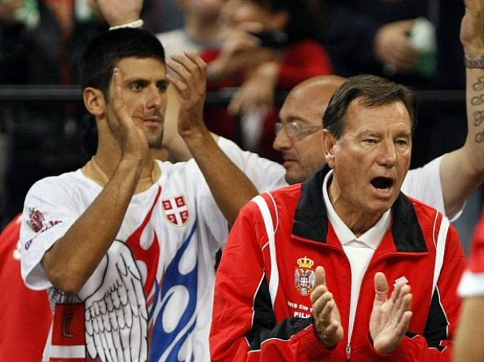 Nick Pilic: ´Novak Djokovic Can Reach Roger Federer´s 17 Slam Titles´