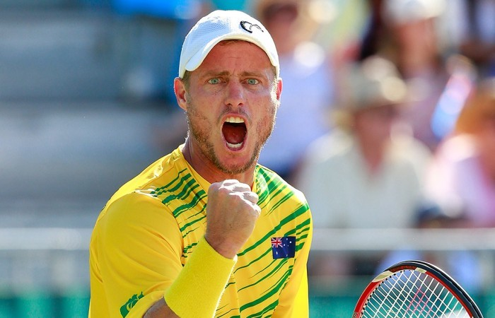 Lleyton Hewitt: We are on the tougher side of the Davis Cup draw