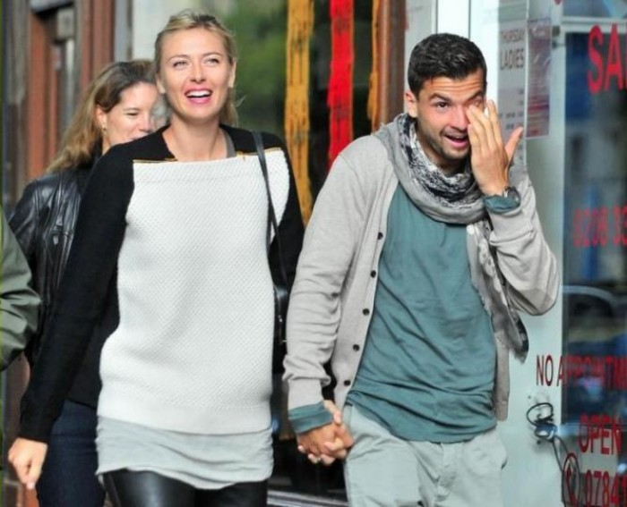 The Love Story Between Maria Sharapova and Grigor Dimitrov is Over!