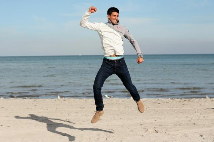 Novak Djokovic in Umag for the Men´s Final! (PICS INSIDE)
