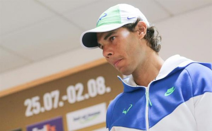Rafael Nadal Claims his First Win in Hamburg Open!