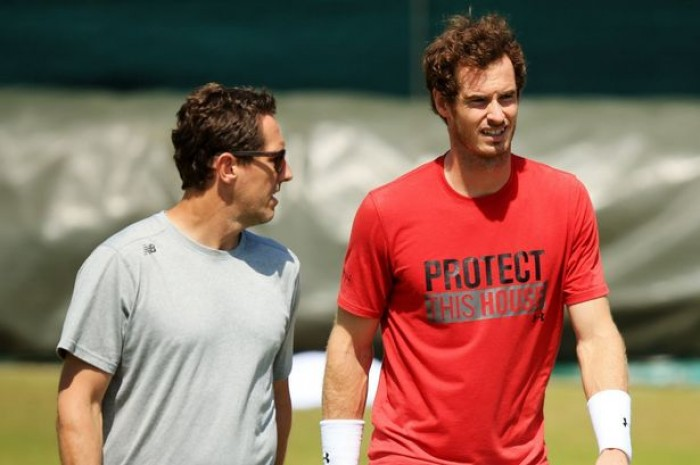Mark Petchey Believes Andy Murray and Jonas Bjorkman Will Be a Hit Team