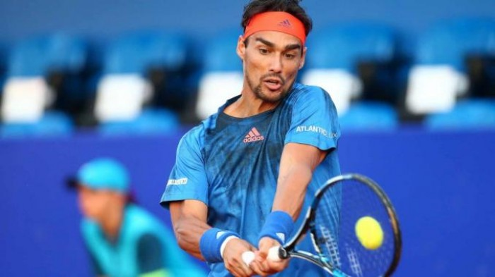 ATP Hamburg - Fabio Fognini reaches the Quarters! Out Robredo!