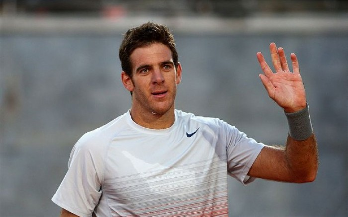 Juan Martin Del Potro upbeat about return