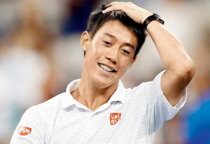 Kei Nishikori ready to go after calf injury feels better