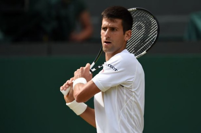 Holiday is Over! Novak Djokovic Back to Practice (PICS INSIDE)!