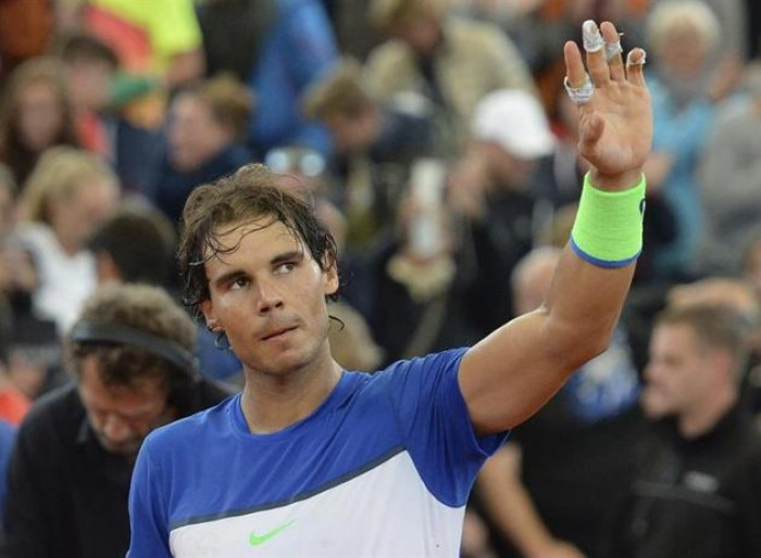 It´s a No-fuss Semi-final Entry for Rafael Nadal in Hamburg!