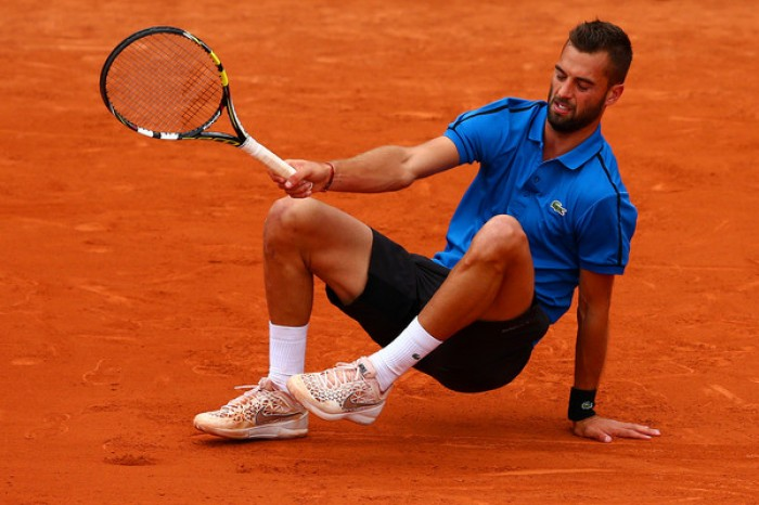 The Unpredictable World of Benoit Paire