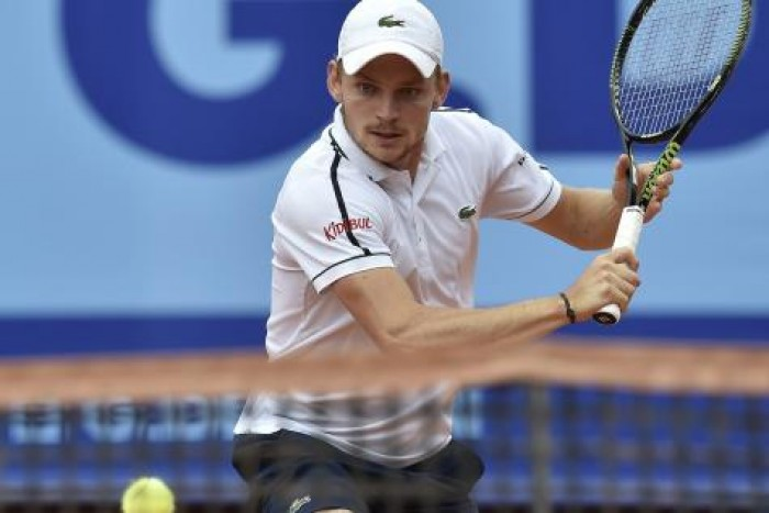 David Goffin sets up a showdown with Dominic Thiem in Switzerland