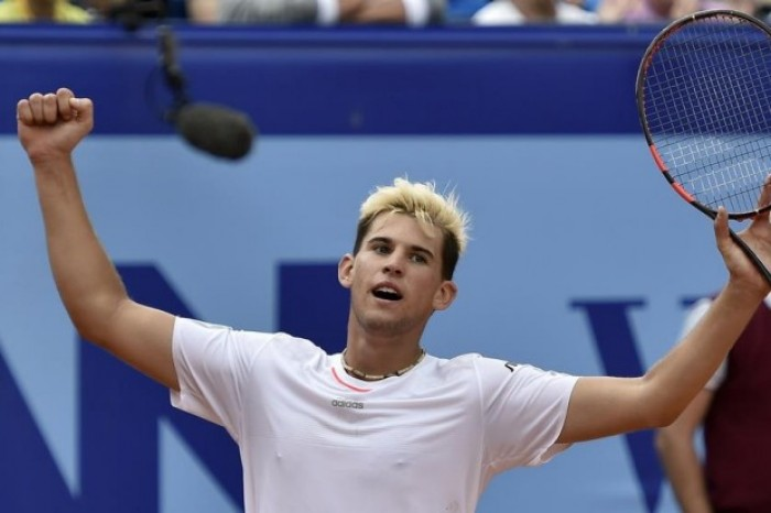 Young Gun Shoots Back-to-Back! Dominic Thiem Beats Goffin, Wins Gstaad!
