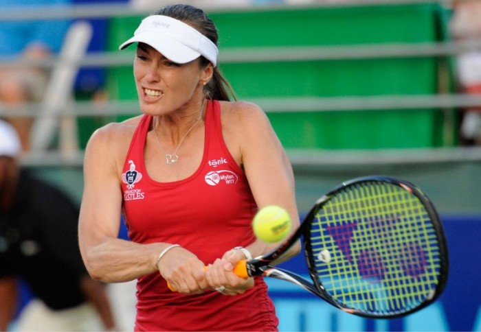 Martina Hingis, Sam Querrey help Washington Kastles win WTT