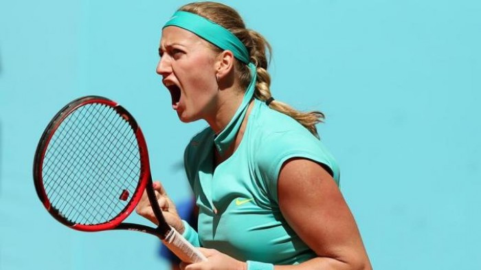 Petra Kvitova: I´m tired and sleepy but I have to accept it