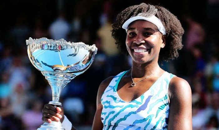 Venus Williams, Jo-Wilfried Tsonga to play ASB Classic