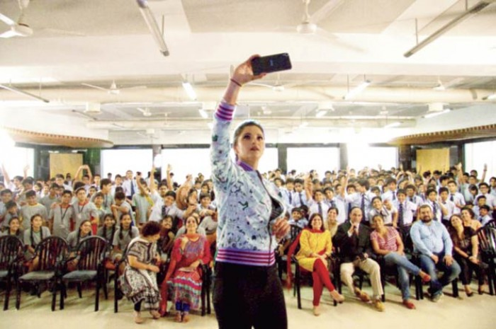 Sania Mirza launches litter-free initiative in high schools