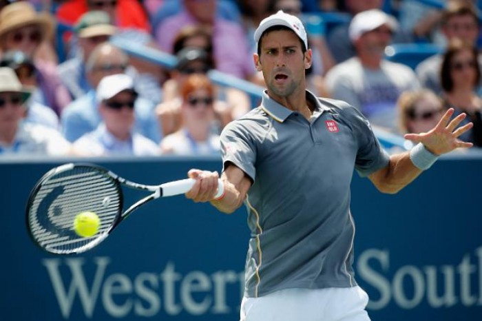 Novak Djokovic: At the beginning it was not easy to stomach the defeats against Federer and Nadal