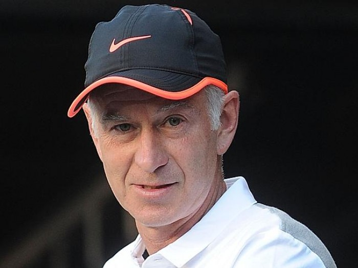John McEnroe Is Urging Andy Murray To Come To The Net More